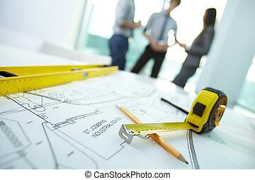 workplace, közül, építészmérnök