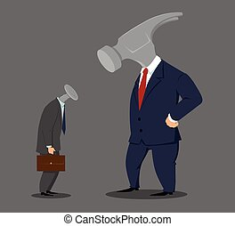 workplace, megfélemlítés