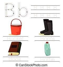 worksheet, childr, illustrator