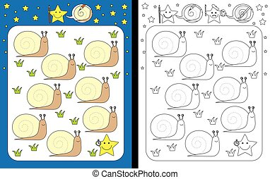 worksheet, preschool