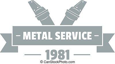 Workshop logo, vintage style
