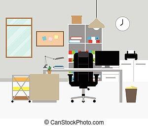 Workspace - Modern Office