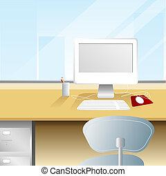 workspace, synhåll
