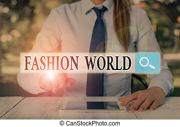 world., ∥巻き込む∥, 単語, 世界事業, 執筆, ファッション, 衣類, appearance., テキスト, 概念, スタイル