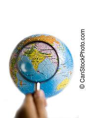 World 3D Puzzle (India)