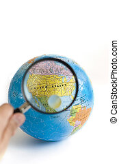 World 3D Puzzle (USA)