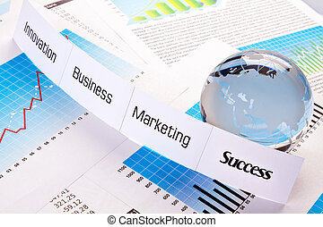 Business and money concept