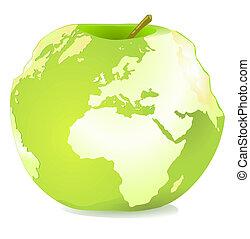 world-apple