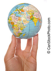 World at your finger tips