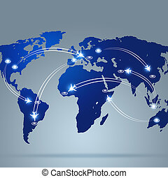 World Aviation Background