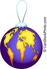 world bauble