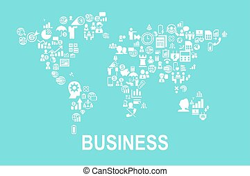 world Business concept
