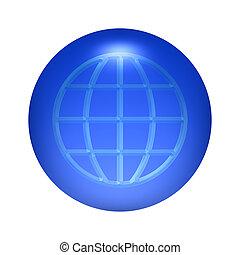 World Button 2