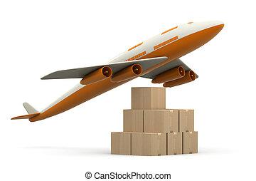 World cargo transport
