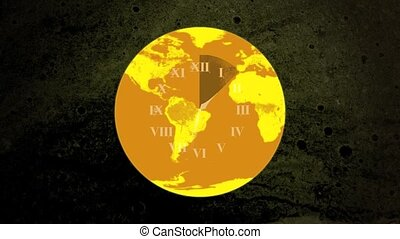 World Clock Face HD