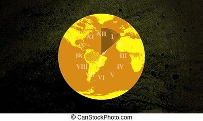 World Clock Face HD