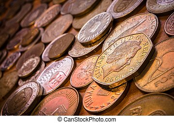 World Coins Collection