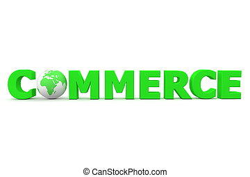 World Commerce Green