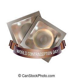 World Contraception day emblem