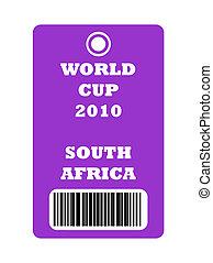 World Cup 2010 pass