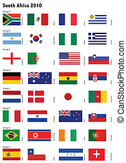 World Cup 2010 / Vector