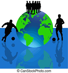 world cup 2010 vector