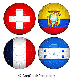 world cup 2014 group E