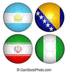 world cup 2014 group F