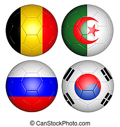 world cup 2014 group H