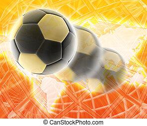 World cup football soccer - Worldwide international world...
