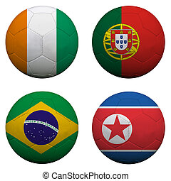 World Cup Group G
