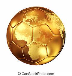 world cup soccer golden ball