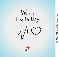"""world, day""., 健康, 圖象"