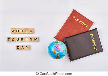 World day of tourism.