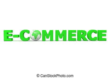 World E-Commerce Green