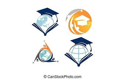 World Education Template Set