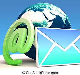 World Email Shows Contact Mailing Online