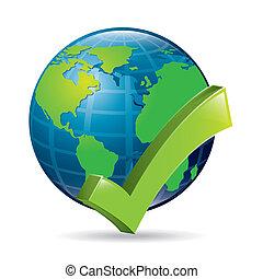 world design over white background vector illustration