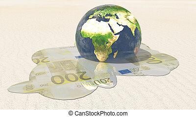 World euro melt