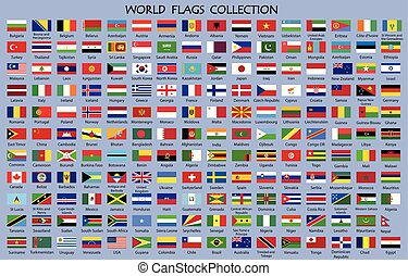 World Flag Collection