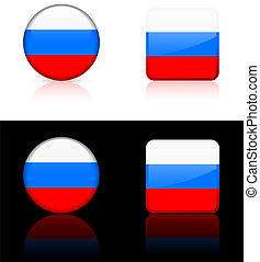 World flag series: Russia