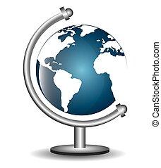 World global map