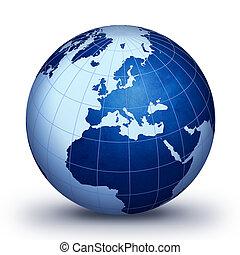 WorLd GloBe - World globe - world illustration.World. Globe....