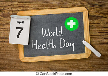 World Health Day, April 7