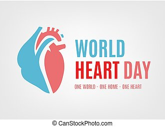 World heart day.