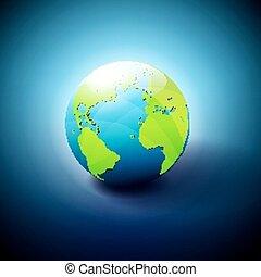 World Icon Symbol