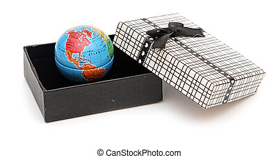 World in the box