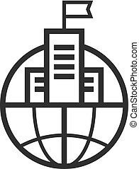 World international organization icon