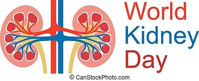 World Kidney Day design