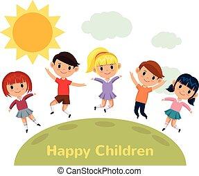 World kids